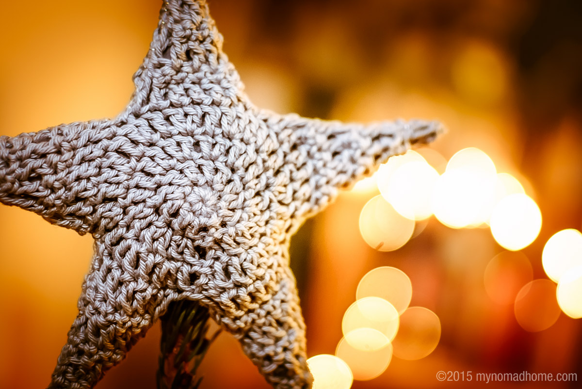 crochet christmas tree star