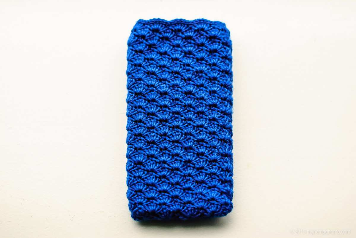 crochet iphone 6 cover