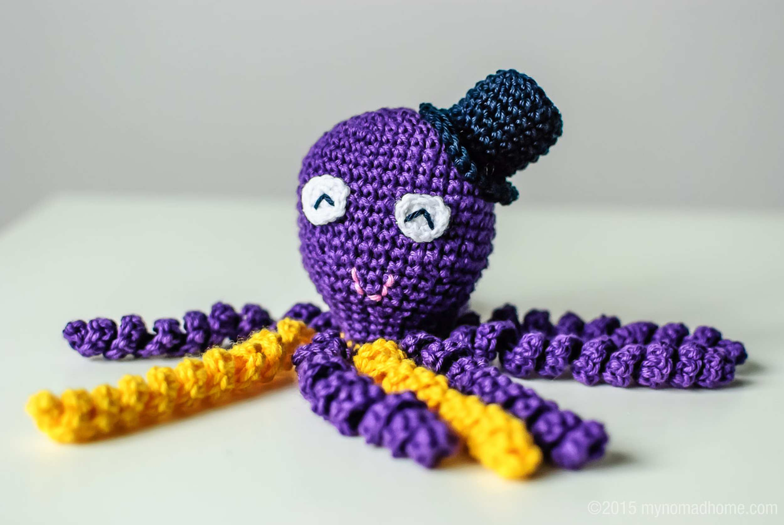 octopus for a preemie