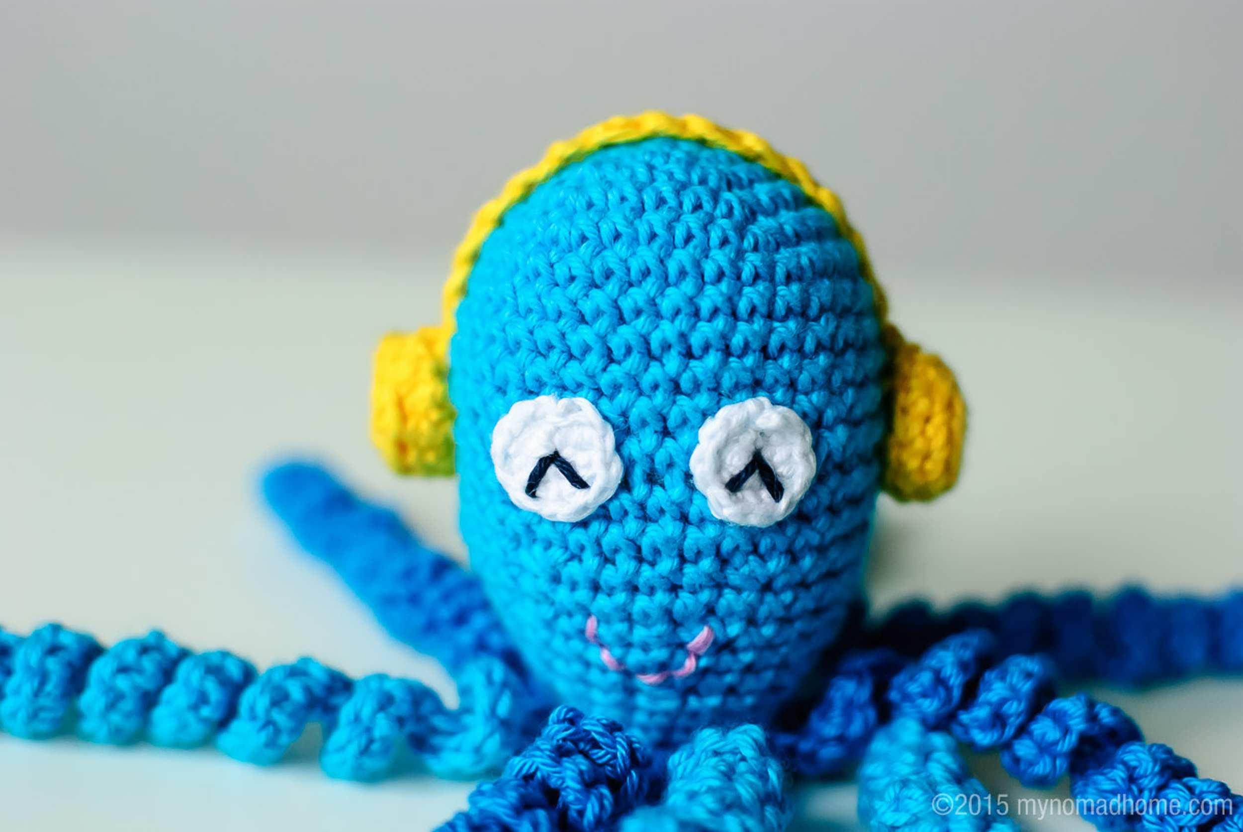 Octopus for a preemie in Poland / O?miorniczka dla wcze?niaka w ...